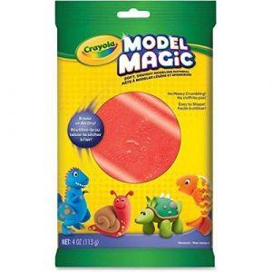 Crayola Model Magic Sachet individuel rouge 113 g