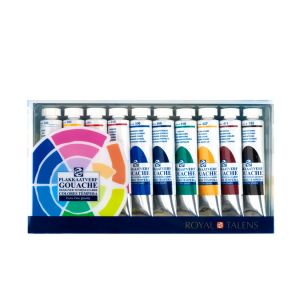 Royal Talens Gouache extra-fine 20 ml - 10 tubes