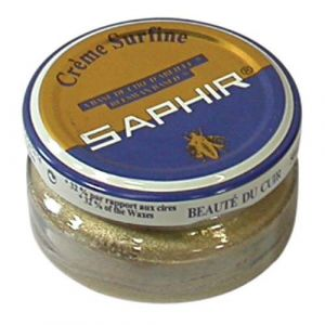 Saphir Crème surfine - rouge - 50 mL - Cirage, Entretien, Imperméabilisant