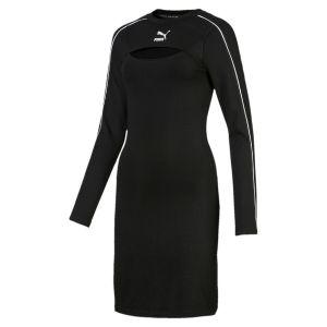 Puma Robe Classics Noir - Taille S