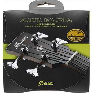 Ibanez IABS4XC32 cordes basse X-coated, diapason court