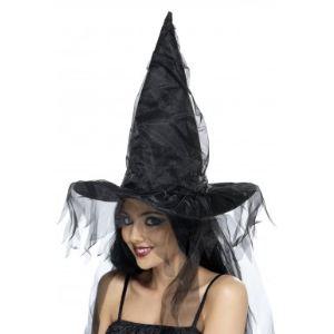 Smiffy's Chapeau de sorcière adulte