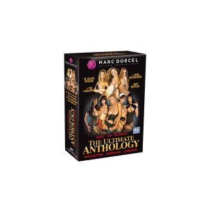 DVD - réservé Coffret 6 DVD Ultimate Anthology