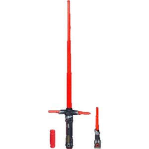 Hasbro Sabre laser Star Wars The Force Awakens Kylo Ren Deluxe électronique