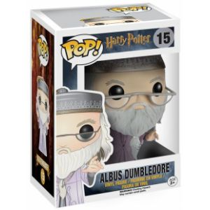 Funko Figurine Pop! Harry Potter : Albus Dumbledore