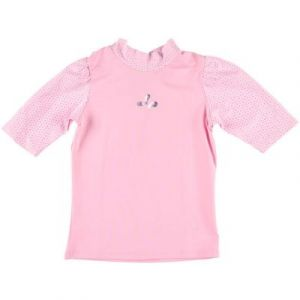 Archimède Cocon Top UV Maillot Une pièce, (Rose), 4 Ans (Taille Fabricant: 4Y) Fille