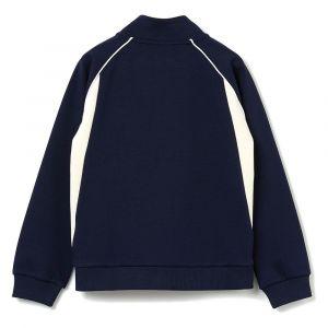 Lacoste Sweat-shirt enfant NATIFA - Couleur 8 ans,10 ans,12 ans - Taille Bleu