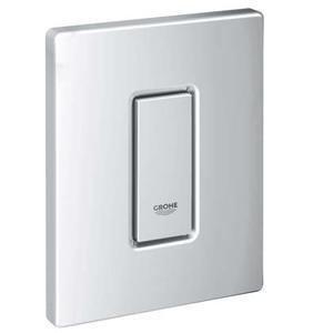 Grohe 38784000 - Plaque de commande manuelle SKATE Cosmopolitan pour urinoir. 116x144 mm chromé