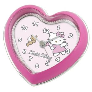 Joy Toy 25203 - Réveil Hello Kitty pour fille