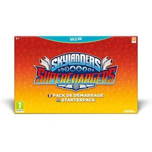 Pack de démarrage Skylanders Superchargers [Wii U]
