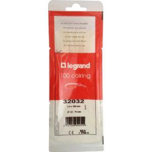 Legrand Collier de serrage Colring x100 2.4x180 mm incolore