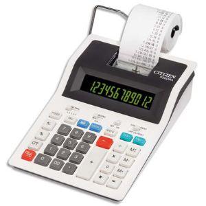 Citizen Systems 520DPA - Calculatrice imprimante thermique 12 chiffres