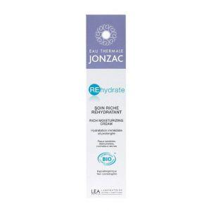 Léa Nature Eau Thermale Jonzac - Soin riche réhydratant peaux déshydratées et sensibles