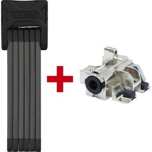 Abus Bordo 6015 + Bosch Plus RH - Antivol vélo - 120cm für Rahmen-Akku SH 6000/120 noir Antivols pliants