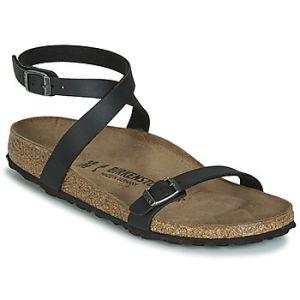 Birkenstock Sandales DALOA Noir - Taille 36,37,38,39,40,41,35