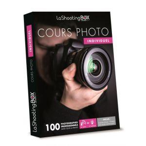 My photo agency LaShootingBOX Séance photos cours photo - Coffret cadeau