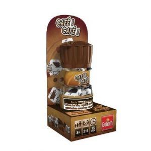 Goliath Spicy Games Café ! Café !