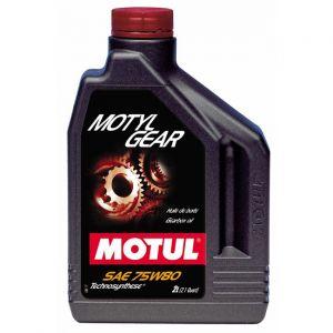 Motul Huile de boite MOTYLGEAR 75W80 2 L