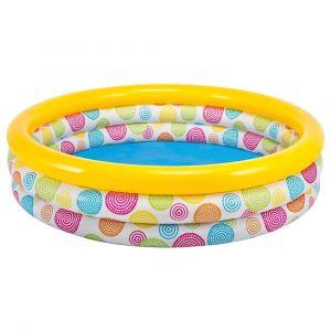 Intex Sports aquatiques 3 Rings Pool