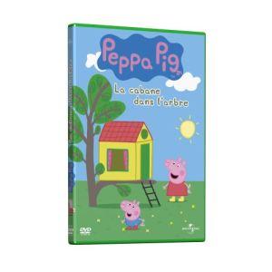 Peppa Pig - Volume 4 : La cabane dans l'arbre