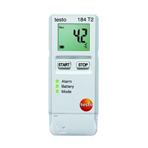 Testo 184 T2 Enregistreur de données de température Unité de mesure température -35 à +70 °C