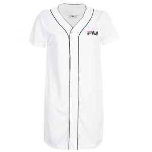 FILA Robe WOMEN ROBIN button baseball dr multicolor - Taille 36,S,M,L,XS