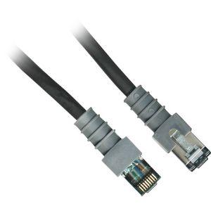 PatchSee 6-F/5 - Cordon réseau RJ45 Cat.6 FTP 1.5m