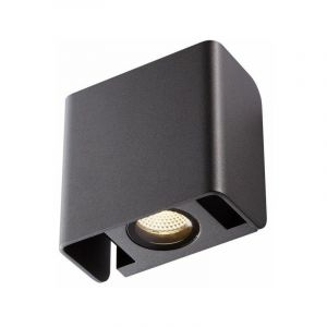 SLV MANA OUT applique extérieure anthracite LED 12W 3000K IP65 variable Triac (1002900)