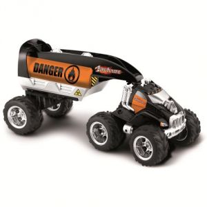 Splash Toys Camion radiocommandé Jacknife avec remorque et batterie 7.2V