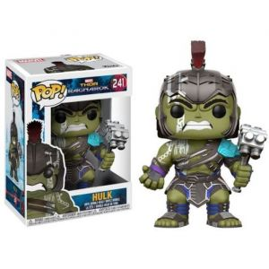 Funko Figurine Marvel Thor Ragnarok - Gladiator Hulk Without Helmet Exclusive Pop 10cm