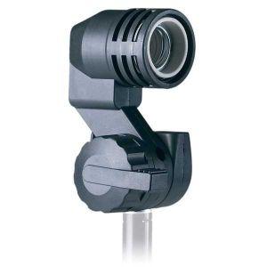 Kaiser Support lampe E27 avec rotule, support parapluie et interrupteur - KAI5860