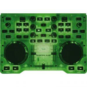 Hercules DJControl Glow - Surface de Contrôle MIDI DJ