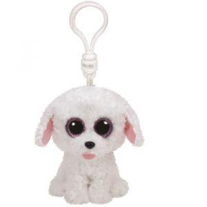 Ty Porte-clés Beanie Boo's Pippie le chien