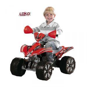 Loko Toys Quad Maxi Red électrique