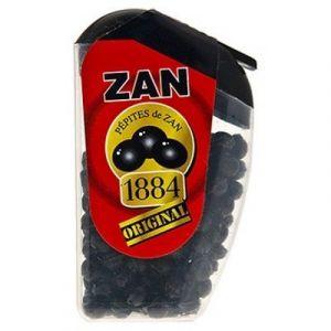 Ricqlès Zan original réglisse menthe eucalyptus - Boîte de 18g