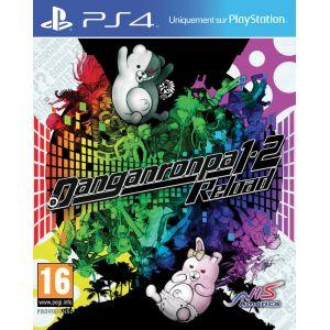 Danganronpa 1-2 Reload sur PS4