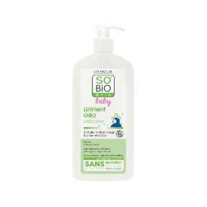 So'Bio Étic Baby Liniment Oléo-Calcaire - 500 ml