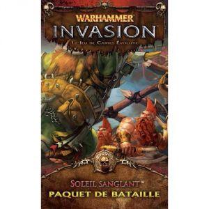 Edge Warhammer Invasion Jce : Cycle Ennemi 6 - Soleil Sanglant