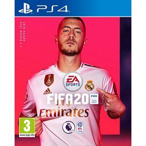 FIFA 20 - Standard - Import UK - PS4 [PS4]