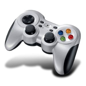 Logitech F710 - Wireless Gamepad pour PC