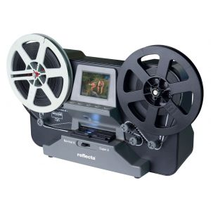 Reflecta Super 8 Normal 8 - Scanner de films/diapos/photos