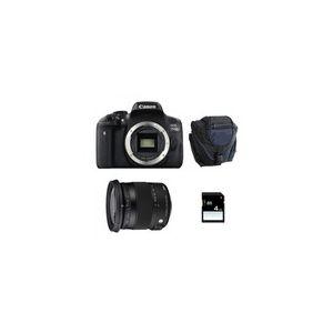Canon EOS 750D(avec objectif Sigma 17-70mm)