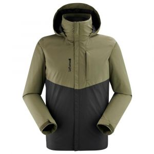 Lafuma Access 3In1 Fleece JKT M Veste 3 en 1 Homme, Dark Bronze, FR (Taille Fabricant : XL)