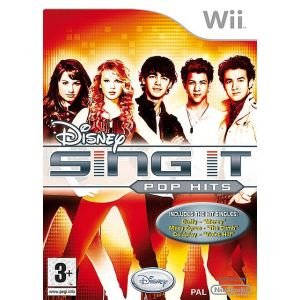 Disney Sing it : Pop Hits [Wii]