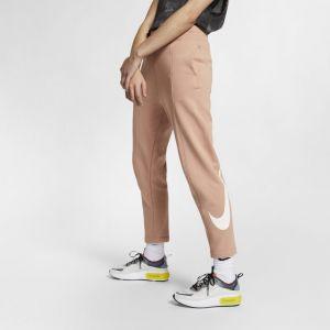 Nike Pantalon en molleton Sportswear Swoosh - Rose - Taille L - Female