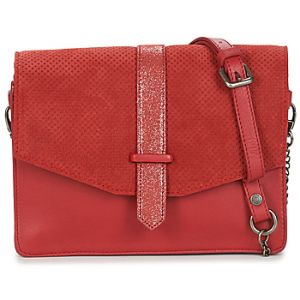 Sabrina Sac Bandouliere DOROTHEE rouge - Taille Unique