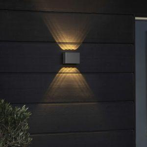 Konstsmide Applique à LED Chieri 1x8W Anthracite