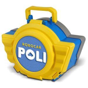 Ouaps Robocar : Playset figurine Poli