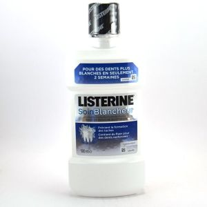 Listerine Soin Blancheur - Bain de bouche