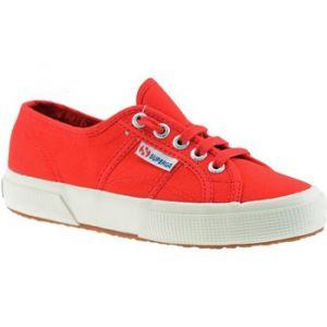 Superga 2750 Jcot Classic, Sneakers basses mixte enfant, Rouge (975 Red), 33 EU